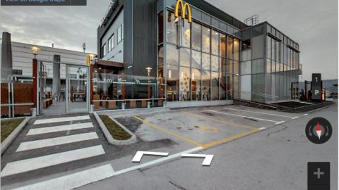 Slovenia Virtual Tours – McDonalds Rudnik