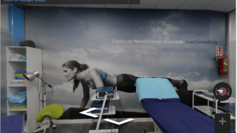 Madrid Virtual Tours – Centro Rehabilitacion Carlos Ciriza