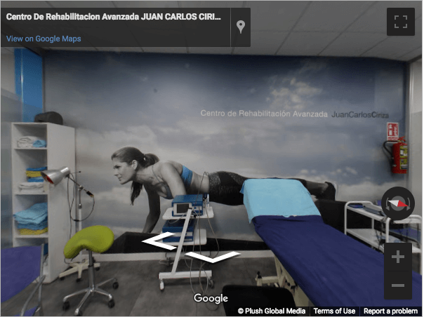 Madrid Virtual Tours - Centro Rehabilitacion Carlos Ciriza