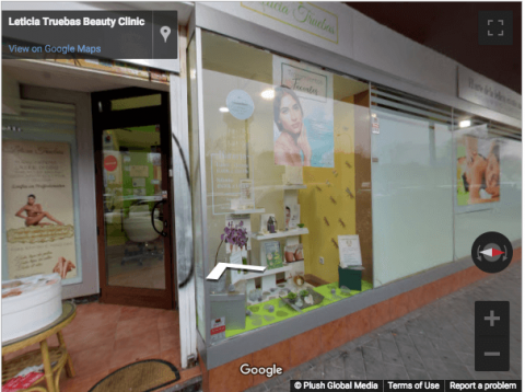 Madrid Virtual Tours – Centro de Estetica Leticia Truebas