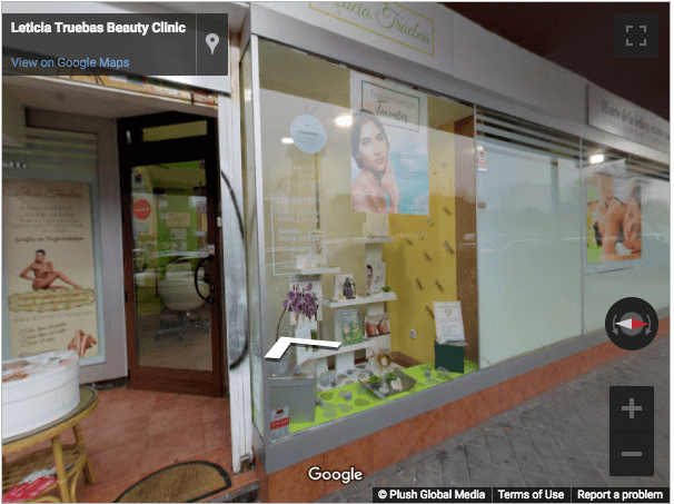 Madrid Virtual Tours - Centro de Estetica Leticia Truebas