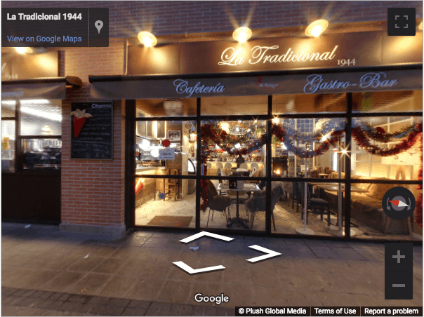 Madrid Virtual Tours - La Tradicional