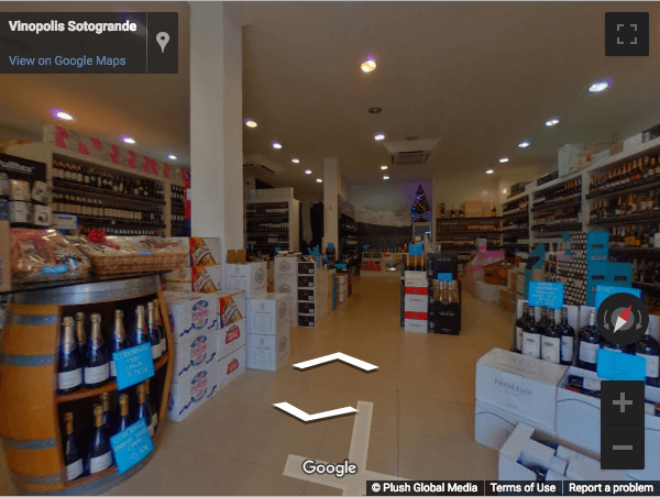 Sotogrande Virtual Tours - Vinopolis Sotogrande
