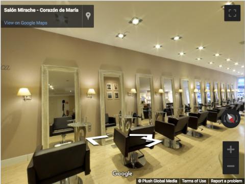 Madrid Virtual Tours – MIRACHE Corazón de María