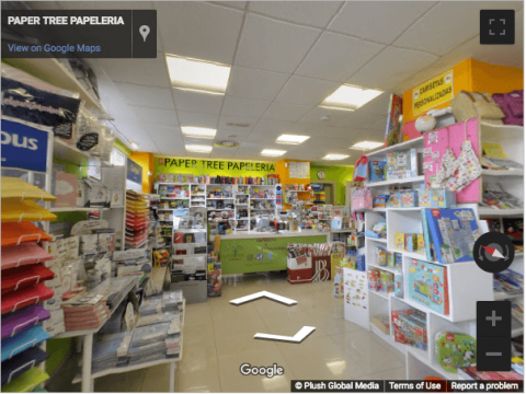 Virtual Tours Guadalajara – Paper Tree