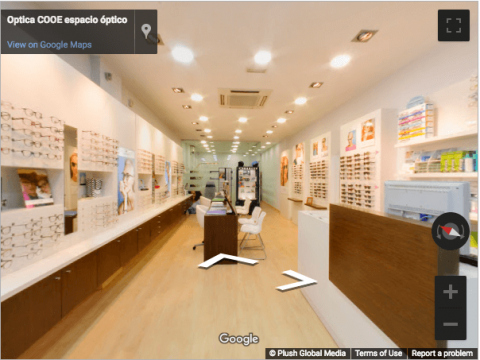 Guadalajara Virtual Tours – Óptica COOE