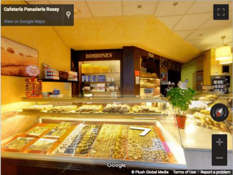 Guadalajara Virtual Tours – Pastelería Rossy