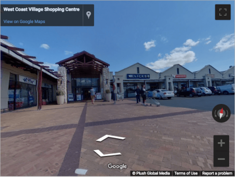 Cape Town Virtual Tours – West Coast Village Centre