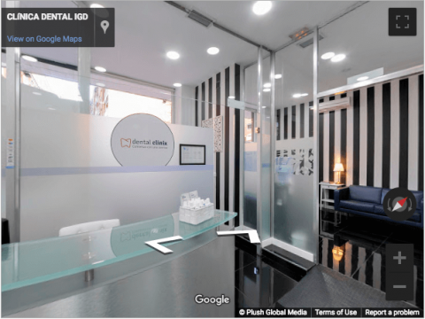 Guadalajara Virtual Tours – Clinica dental CLINIX