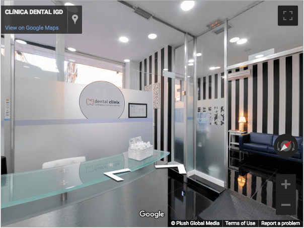 Guadalajara Virtual Tours - Clinica dental CLINIX