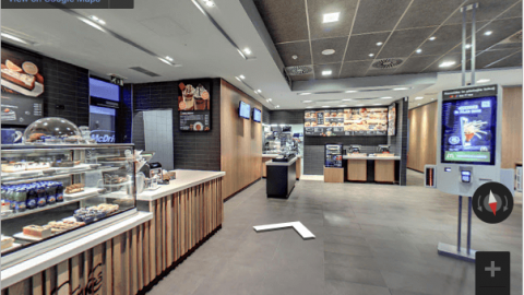 Slovenia Virtual Tours – McDonalds Koper