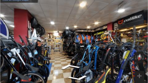 Madrid Virtual Tours – Burning Bikes