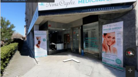 Madrid Virtual Tours – Nina Capliz Medicina Estética