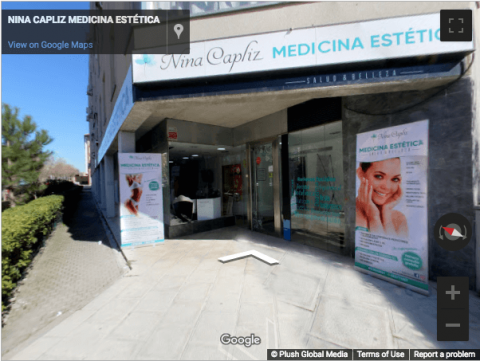 Madrid Virtual Tours – Nina Capliz Medicina Estética