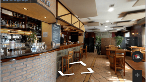 Madrid Virtual Tours – Restaurante Acisclo