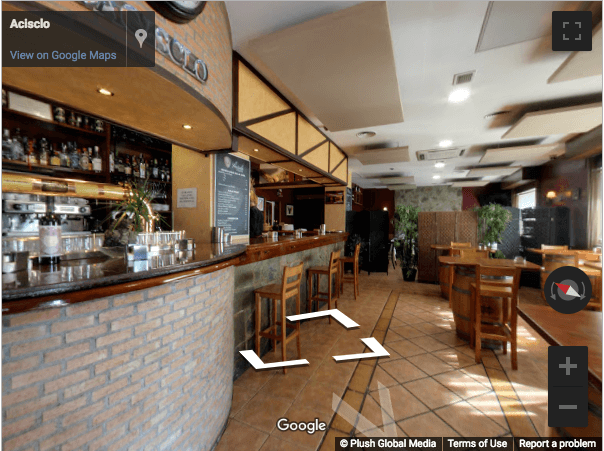 Madrid Virtual Tours - Restaurante Acisclo