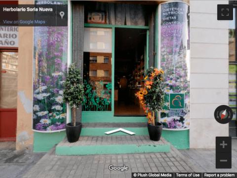 Guadalajara Virtual Tours – Herbolario Soria Nueva