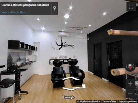 Madrid Virtual Tours – Glamm Estilistas