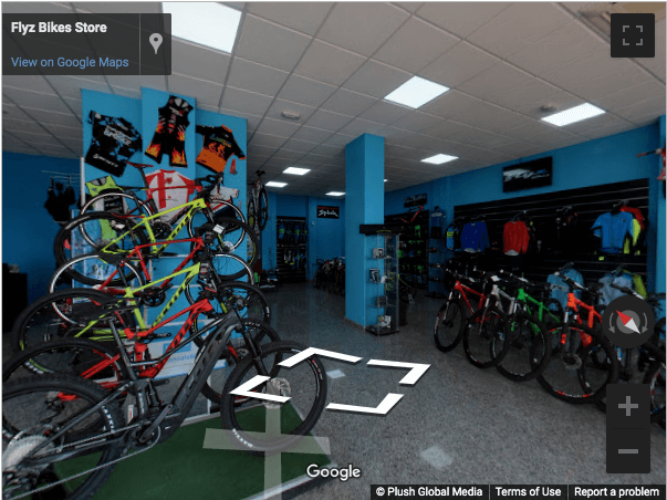 Madrid Virtual Tours - Flyz Bikes