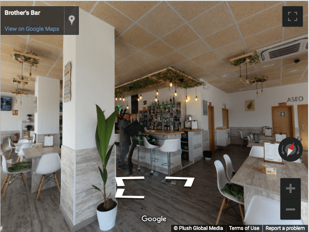 Madrid Virtual Tours - Brothers Bar