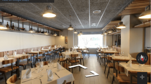 Madrid Virtual Tours – Restaurante Dolmen de Axeitos