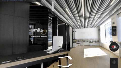 Madrid Virtual Tours –  Smile-in Sagasta