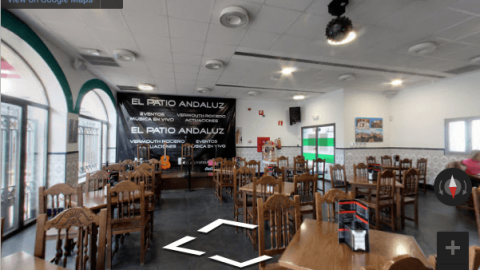 Madrid Virtual Tours – El Patio Andaluz