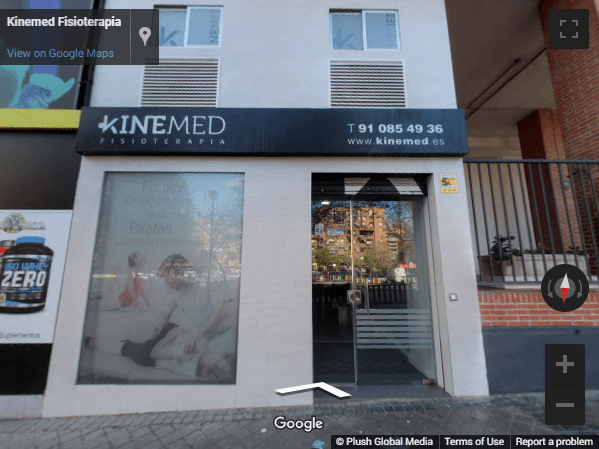 Madrid Virtual Tours - Kinemed Fisioterapia