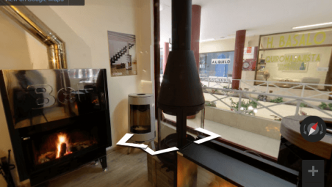 Madrid Virtual Tours – Zoco Chimeneas