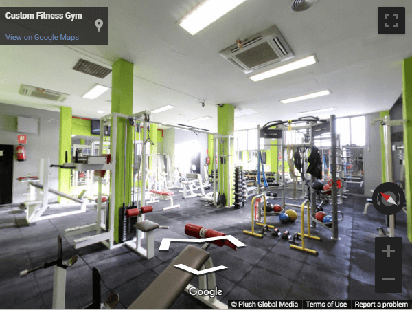 Madrid Virtual Tours - US FITNESS