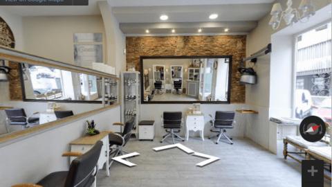 Madrid Virtual Tours – Tera Machín peluquería Madrid