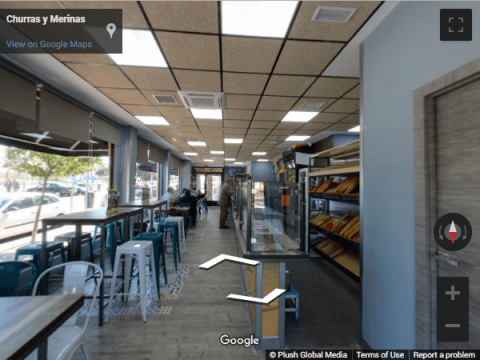 Madrid Virtual Tours – Churras y Merina