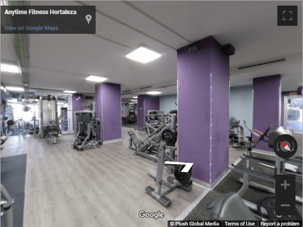 Madrid Virtual Tours - Anytime Fitness Hortaleza