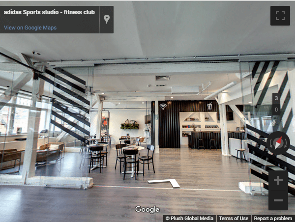 Croatia Virtual Tours - adidas Sports studio