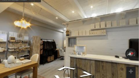 Madrid Virtual Tours – Tera Machín Peluquería Las Rozas