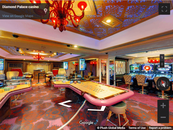 Croatia Virtual Tours - Diamond Palace Casino