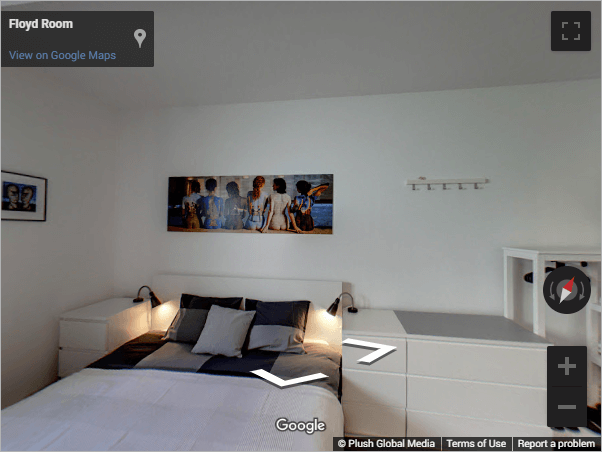 Croatia Virtual Tours - Floyd Room