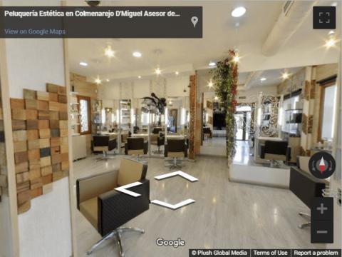Madrid Virtual Tours – D-Miguel Peluquería Colmenarejo (2)
