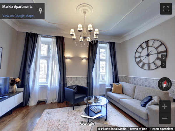 Croatia Virtual Tours - Markiz Apartments