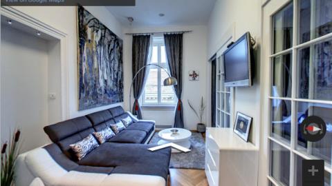 Croatia Virtual Tours – Apartment Zrinjevac