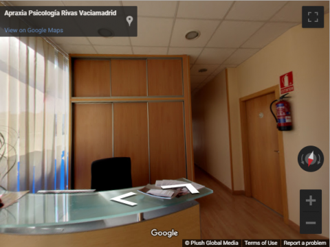 Madrid Virtual Tours – Apraxia
