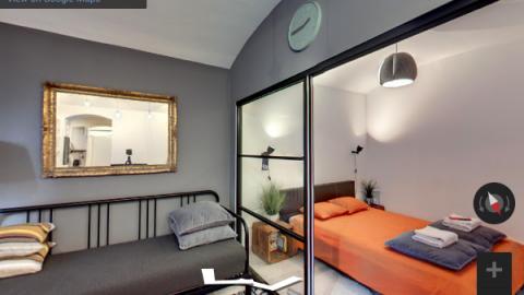 Zagreb Virtual Tours – Zagreb Sub Apartment