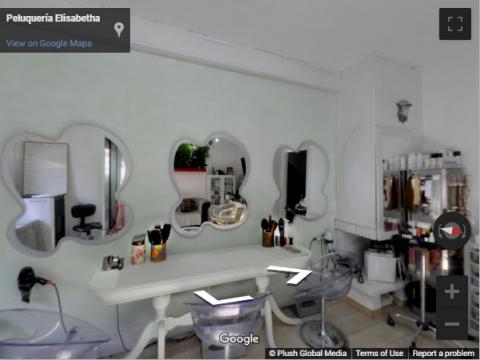 Madrid Virtual Tours – Peluquería Elisabetha