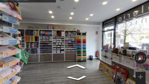 Madrid Virtual Tours – JSA Papeleria