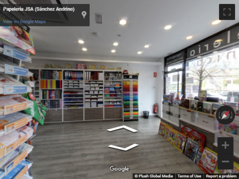 Madrid Virtual Tours – JSA Papeleria