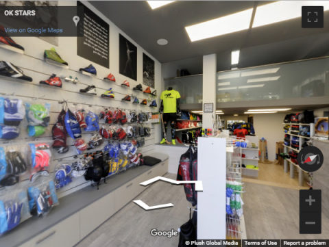 Tarragona Virtual Tours – OK Star patines