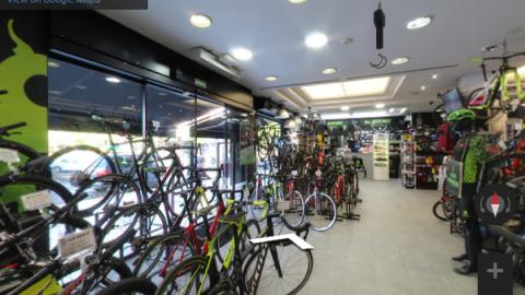Madrid Virtual Tours – El Bicho Bicicletas