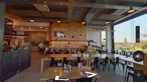 Belgium Virtual Tours – Petit Restaurant