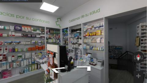 Madrid Virtual Tours – Farmacia Lescura Mora