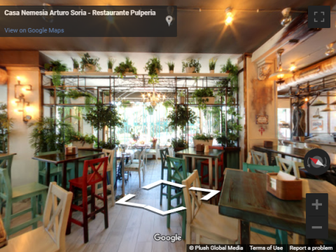 Madrid Virtual Tours – Casa Nemesia